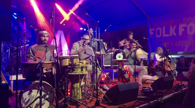 Musique ethnique populaire du Sud de l'Italie. Domo Emigrantes